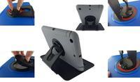 New product Angle 360 degree rotate silicon hard case for ipad mini 2