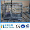 foldable wire dog cage &all welded dog cages&dog kennel cage