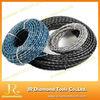 Granite diamond wire saw for machine stone wire cutting