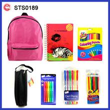 Custom New Brand Fashionable School Stationary Set