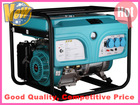 6kw gasoline generator copper wire 15HP gasoline engine single phase