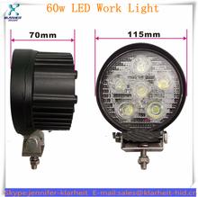 Excellent luminous off road light head lamp