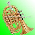 Trompeta de bolsillo, Instrumento de cobre, Barato de la trompeta