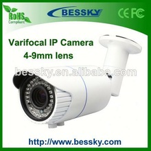 Varifocal IP camera security camera king