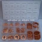 2014 hot selling 160pcs copper washer assortment kit