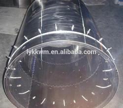 Hot zone Molybdenum heat radiation shields