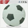 Pvc bola de material de fútbol para los niños