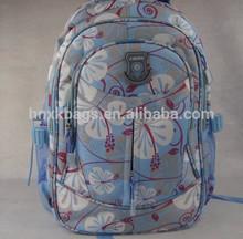 beautiful printing retro backpacks for south america