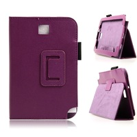 Litchi PU Leather Book Cover Case For Samsung Galaxy Note 8.0 N5100