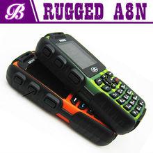 IP67 1.6inch phone Camera 2.0MP Memory 65MB Battery 2880mAh Dual sim card MTK6260A LANDROVER/SONIM mini key cell phone