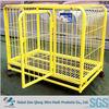 PVC coaed portable dog cage