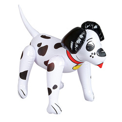 Cute custom puppy toy,inflatable dog puppy