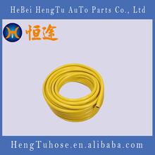 customized color auto silicone radiator coolant heater hose