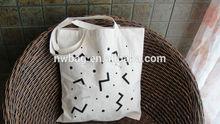 Popular Customized Cheap Cotton/Canvas Eco Bag,cotton gusset tote bag,Ecru Cotton Shopper Bag Supplier