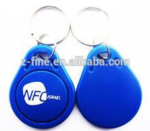 13.56mhz RFID S50 Smart card/keyfob/wristband