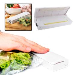 Hot sale fancy Reseal & Save Cordless Plastic Bag portable Heat Sealer