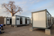 flat pack container home prefabricated flat roof house prefabricated container