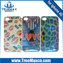 Hot Selling 3D case for iPhone 4/4s, Whlolesale 3D cases