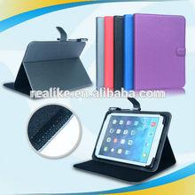 2014 Hot sales?professional folio for ipad mini slim case
