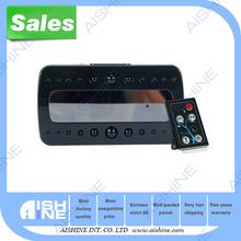 1080P Full HD 5 Megapixel alarm clock night vision camera/mini invisible digital video recorder