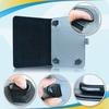 factory price 2014 designer genuine belt clip leather sleeve for ipad