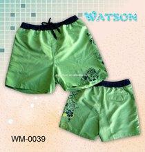2014 men's su blimated board shorts beach shorts surfing shorts