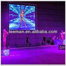 rental curve led video display screen P10 SMD led display board