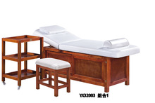 2014 Heavy Duty Solid Wood Massage Bed/Beauty Bed(YX32003)