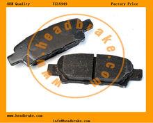 outlander off-road vehicle brake pads MZ690350