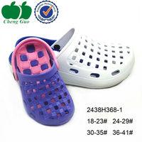 new style comfortable eva women flat clogs shoes