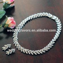 Grace Rhinestone Jewelry Set