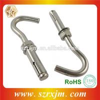 M12 Stainless Steel Hook Bolt Anchor