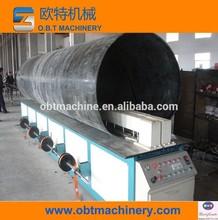 OBT butt plastic welding machine PP