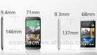Original smart phone 3g wcdma gsm dual sim smart phone one m8 32gb 16gb original,3g smartphone