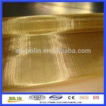decorative copper woven wire mesh