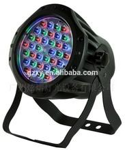 Ce&Rohs waterproof 36pcs 3W IP65 par led mixing led color light wedding stage decoration