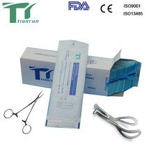 Medical eyelash extension tweezers sterile bags