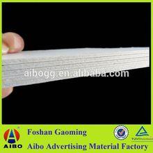 18mm pvc foam core board pvc sheets black for slab formworks