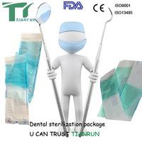 Dental tweezers sterilization bag