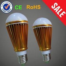 Christmas 220V 6W E17 White led bulbs underwater light 300w