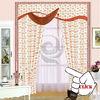 popular turkish fancy window guangzhou bedroom curtains fabrics