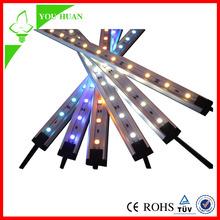 luminous 20cm DC 12v aluminium alloy strip light waterproof LED rigid