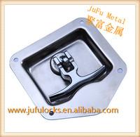SS66014 hot sale stainless steel new design truck body door lock