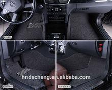 black / brown/ beige/ grey colour whole-floor-protecting car floor mats