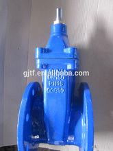 bare spindle gate valve