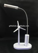 2.5W 10 LED USB lamp / USB DESK FAN LAMP