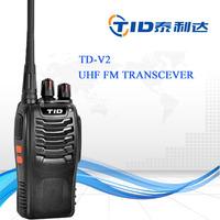 best quality 5w uhf 400-470mhz portable walkie talkie specifications