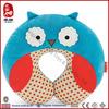 Custom Stuffed Animal Baby Pillow Soft Owl U-shape Pillow
