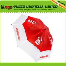 carbon fiber umbrella custom two layer promotion umbrella ribs