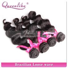 hot selling lovely spring curly 100% virgin hair high quality brazilian hair